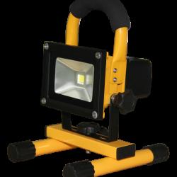 Аккумуляторный LED-прожектор LED-10-2
