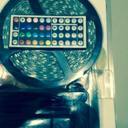 Набор  LED лента LL-Kit-5050-30-RGB 220